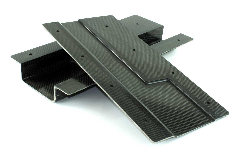 一种基于碳纤维和亚麻纤维混合组合的复合工具系统
