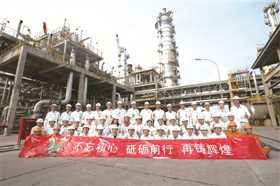 中国五环大氮肥建设叫响印尼