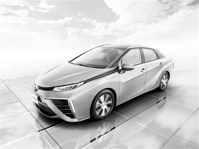 新能源汽车新型催化剂研制成功