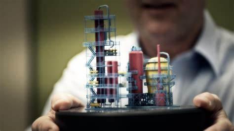 Repsol进军3D打印市场