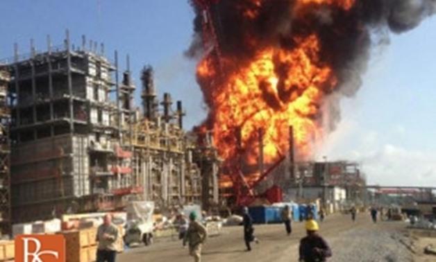 埃及东北部一化工厂爆炸8人死亡