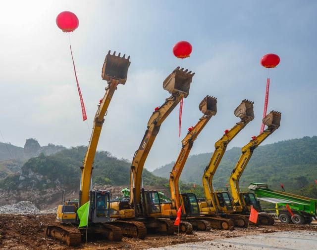 宁夏693个重大项目集中开工