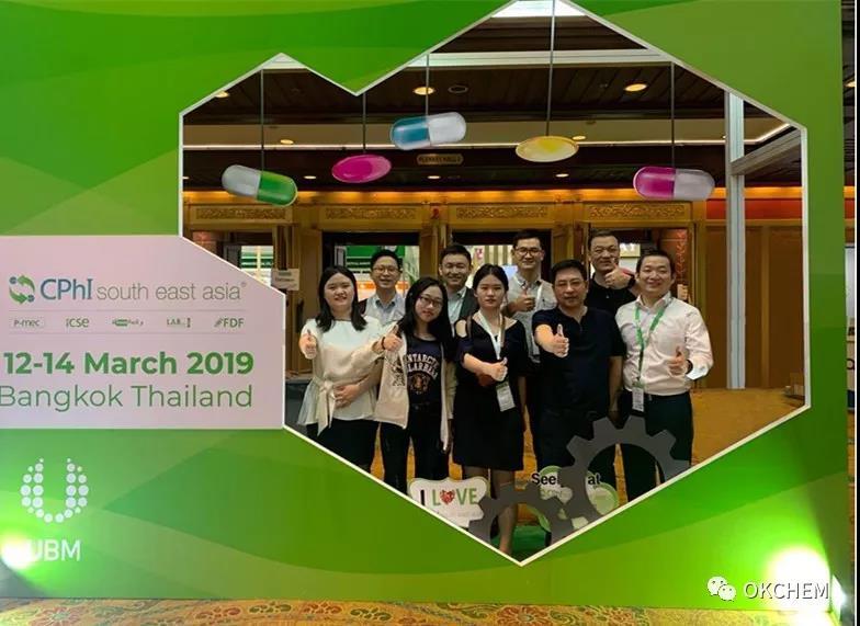 【超强阵容 王者归来】2019国际医药原料东南亚展 CPhI South East Asia联合参展之行圆满结束!