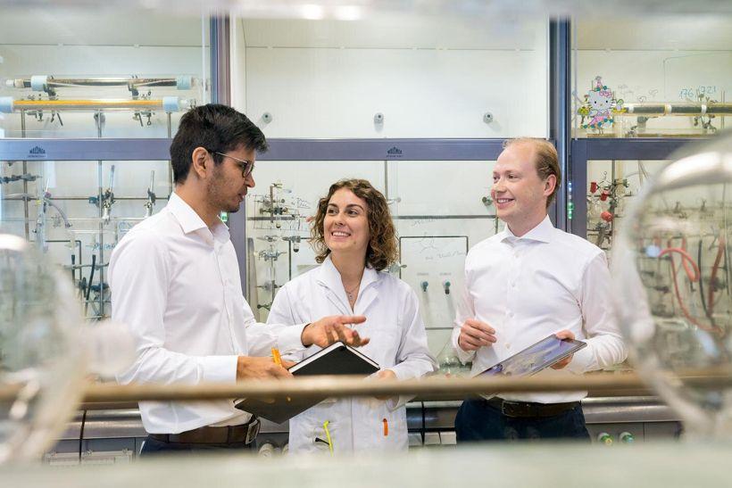 德国研发纳米级铂颗粒催化剂 比目前燃料电池催化剂性能高一倍