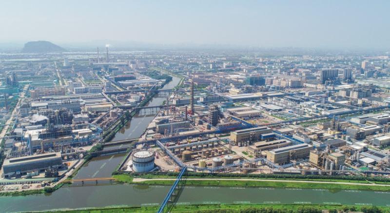 2019年绿色化工园区张榜