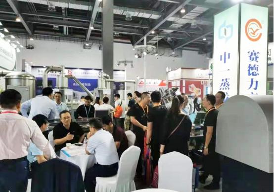 赛德力、华大、江北领衔,离心机企业齐聚上海化工装备展
